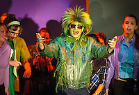 © David Trozzo--3/13/2012-- Zombie Prom. performance at Key School, Annapolis, Md.