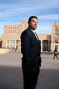 Gabriel Sanchez is a University of New Mexico Associate Professor, interim director of the Robert Wood Johnson Foundation Center for Health Policy at UNM, and Director of Research for Latino Decisions polling group and St. Mary's University alum.