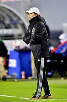 International Women's Friendly Matchs 2019 / <br /> SheBelieves Cup Tournament 2019 - <br /> Japan vs England 0-3 ( Raymond James Stadium - Tampa-FL,Usa ) - <br /> Asako Takakura ,Coach of Japan