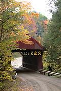 Gold Brook Bridge, Emily's/ Stowe Hollow Bridge 1844