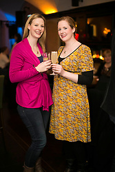 No fee for Repro 27/06/2013 <br /> Judith and Susan Boyle are pictured at the relaunch of The Mint Bar at The Westin Dublin. Dublin&rsquo;s hottest cocktail bar, The Mint Bar is redefining Dublin&rsquo;s cocktail culture. Picture Andres Poveda