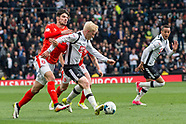 Derby County v Huddersfield T - EFL Championship