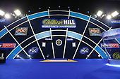 PDC World Darts Championship, 13-12-2019. 131219