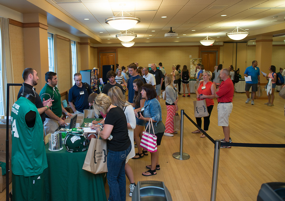 Bobcat Student Orientation 2016. © Ohio University / Photo by Kaitlin Owens