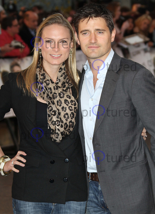 Tom Chambers ; Clare Harding The Death And Life Of Charlie St. Cloud UK Premiere, Empire Cinema, Leicester Square, London, UK, 16 September 2010: For piQtured Sales contact: Ian@Piqtured.com +44(0)791 626 2580 (Picture by Richard Goldschmidt/Piqtured)