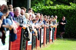 Fans at The Lancer Scott Stadium - Photo mandatory by-line: Dougie Allward/JMP - Tel: Mobile: 07966 386802 03/07/2013 - SPORT - FOOTBALL - Bristol -  Ashton and Backwell United V Bristol City - Pre Season Friendly