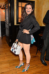 BIP LING at the Kiehl's Icons VIP Dinner held at the Balthazar Dining Room, Wellington Street, London on 26th March 2014.