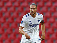 FOOTBALL: Erik Johansson (FC København) during the UEFA Champions League Second qualifying round, 2nd leg match between FC København and MŠK Žilina at Parken Stadium, Copenhagen, Denmark on July 19, 2017. Photo: Claus Birch