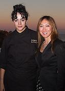 co-owners and chefs of Gorge: Elia Aboumrad and Uyen Nguyen