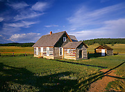 AA03485-01...COLORADO - Historic Hornbek Homestead in Florissant Fossil Beds National Monument.