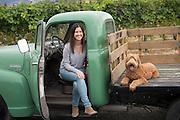 Anna Schafer, winemaker, àMaurice Cellars, Walla Walla, Washington