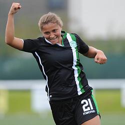 Hibs v Celtic | Womens Scottish Cup | 3 September 2017