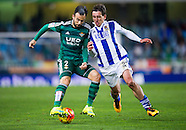 Real Sociedad vs Real Betis Balompie