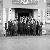 1965 All-Ireland Hurling Finalists Visit the Player's Factory