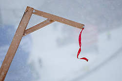 14.01.2012, Kulm, Bad Mitterndorf, AUT, FIS Ski Flug Weltcup, Probesprung, im Bild Windfahne // windflag during the qualification of FIS Ski Flying World Cup at the 'Kulm', Bad Mitterndorf, Austria on 2012/01/14, EXPA Pictures © 2012, PhotoCredit: EXPA/ Erwin Scheriau