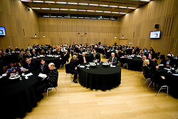 Kongresni center Brdo at 45th Awards of Stanko Bloudek for sports achievements in Slovenia in year 2009, on February 9, 2010, Brdo pri Kranju, Slovenia.  (Photo by Vid Ponikvar / Sportida)
