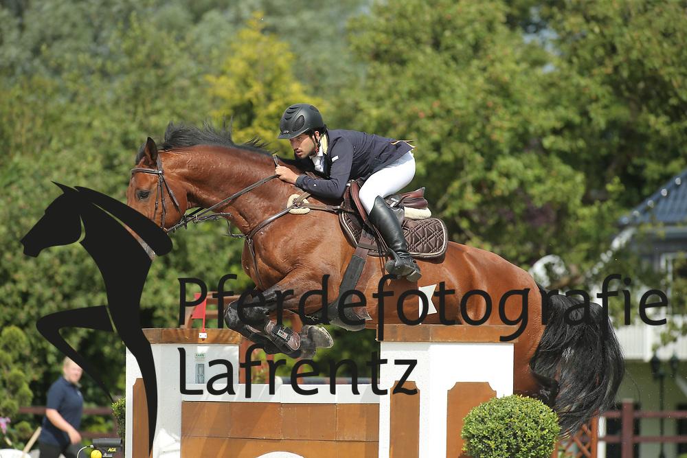 Espinosa Pla, Manuel, Cento per Cento CG<br /> Ehlersdorf - Ehlersdorfer Turniertage 2014<br /> Grosser Preis<br /> © www.sportfotos-lafrentz.de/ Stefan Lafrentz