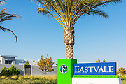 Welcome to the City Eastvale Signage