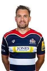 Adrian Jarvis of Bristol Rugby - Rogan Thomson/JMP - 22/08/2016 - RUGBY UNION - Clifton Rugby Club - Bristol, England - Bristol Rugby Media Day 2016/17.