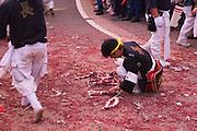 Tejikara Festival, at Tejikara Shrine, Gifu Japan.