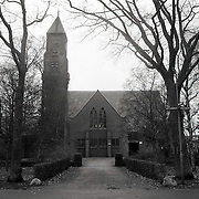 NLD/Huizen/19900116 - Hervormde Nieuwe Kerk Brede Englaan 28 Huizen