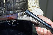 Alex Martin Double Barreled Shotgun