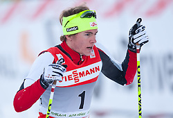 05.01.2011, Nordic Arena, Toblach, ITA, FIS Cross Country, Tour de Ski, Qualifikation Sprint Women and Men, im Bild Bernhard Tritscher (AUT, #61). EXPA Pictures © 2011, PhotoCredit: EXPA/ J. Groder