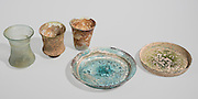 Roman Glass 2-4 century BCE