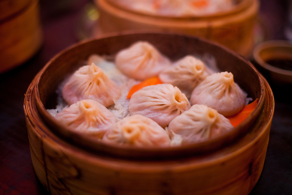 Soup Dumplings from Shanghai Cafe (P$ FREE) - Dev Lunch March