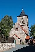 Kirche Buchfart, Thüringen, Deutschland | church, Buchfart, Thuringia, Germany