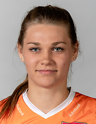 10-05-2018 NED: Team shoot Dutch volleyball team women, Arnhem<br /> Nika Daalderop #19 of Netherlands