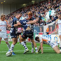 Bristol Rugby v Yorkshire Carnegie