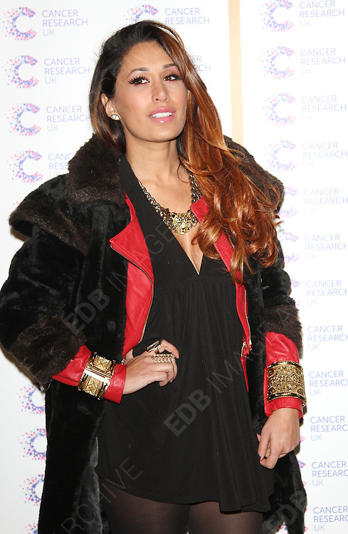 03.MARCH.2013. LONDON<br /> <br /> PREYA KALIDAS ATTENDS JAMES JOG-ON TO CANCER FUNDRAISING PARTY AT KENSINGTON ROOF GARDENS.<br /> <br /> BYLINE: EDBIMAGEARCHIVE.CO.UK<br /> <br /> *THIS IMAGE IS STRICTLY FOR UK NEWSPAPERS AND MAGAZINES ONLY*<br /> *FOR WORLD WIDE SALES AND WEB USE PLEASE CONTACT EDBIMAGEARCHIVE - 0208 954 5968*