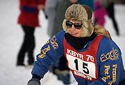 Libby Riddles, Dog musher, Dogs, Sled Dogs, Dog sled, Dog Sledding, mushing, Anchorage, Alaska