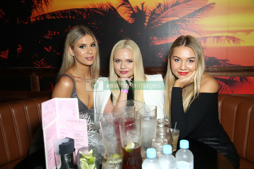 Australian celebrities came out tonight for Believe Advertising's 16th birthday bash at the city's famed, The Flamingo Lounge. Tonight, Tim Dormer, Social Media stars Alli Simpson, Miranda Kerr's chef Kate McAloon and Celebrity Psychic Kerrie Erwin and others all came together to celebrate Believe Advertising's 16th Birthday! Under one roof, celebrities gathered and sipped on cocktails made with Vantage Australia & Hemp OZ's sparkling water infused with ginger, lemon and hemp oil with Hemp Oz's hemp kombuchas also on offer. With this year's theme being sweet sixteen, there were a few tasty surprises including a mouth watering Byron Bay Cookie buffet. Believe Advertising was created by Adrian Falk when he was just 24 years old, after returning home from New York while working in advertising and PR. Armed with just self-belief and nothing more than the Yellow Pages, Adrian started his business from cold calling clients, aptly naming his company Believe Advertising. The agency has been responsible for working with tennis sensation, Novak Djokovic on for SEIKO and Head Tennis while also introducing international luxury brand FURLA to Australia. Believe also launched ASM Liquor's, VODKAO, and has had the pleasure of working with the alcohol brand for the past ten years. Fast forward to today, VODKAO is now the third best-selling vodka in Australia with Believe Advertising increasing the brand's awareness over the past decade with its creative PR strategies and events. During a successful 16 years in business, Believe Advertising is also responsible for the rise and success of Vantage Australia, Australia's first spirit. Within 6 months, Believe Advertising took an unknown spirit and put it on the Aussie map, resulting in the brand being stocked across duty free and Dan Murphy stores country wide and being sold inflight on QANTAS's Skymall Shopping. Vantage Australia went on to become an international award winner, proudly accepting the 2017 San Fran