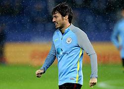 David Silva of Manchester City - Mandatory by-line: Robbie Stephenson/JMP - 10/12/2016 - FOOTBALL - King Power Stadium - Leicester, England - Leicester City v Manchester City - Premier League
