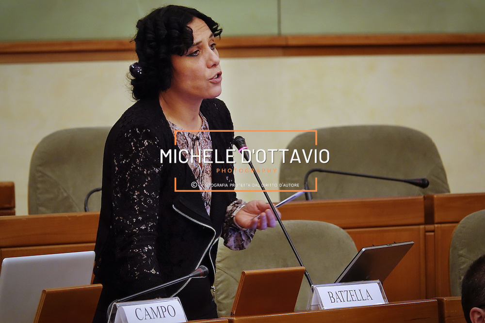 Intervento del Consigliere Stefania Batzella durante la Seduta n. 191 del Consiglio Regionale del Piemonte del 06-12-2016 delle ore 15.00