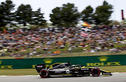 May 11, 2019 - Barcelona, Spain - Motorsports: FIA Formula One World Championship 2019, Grand Prix of Spain, ..#3 Daniel Ricciardo (AUS, Renault F1 Team) (Credit Image: © Hoch Zwei via ZUMA Wire)
