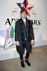 Musician JOHNNY BORRELL at the Polo Jeans Co. hosted Art Stars Auction in support of the Teenage Cancer Trust held at Phillips de Pury & Co, Howick Place, London on 6th December 2010.