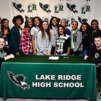 Kennedy Burks FAMU Signing - School