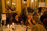 SAM LEITH; VALERIE GROVE; TREVOR GROVE. Colman Getty PEN QUIZ 2008, Cafe Royal. London. 24 November 2008 *** Local Caption *** -DO NOT ARCHIVE -Copyright Photograph by Dafydd Jones. 248 Clapham Rd. London SW9 0PZ. Tel 0207 820 0771. www.dafjones.com