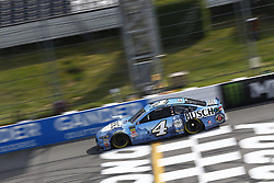 June 1, 2018 - Long Pond, Pennsylvania, United States of America - Kevin Harvick (4) brings his car down the frontstretch during qualifying for the Pocono 400 at Pocono Raceway in Long Pond, Pennsylvania. (Credit Image: © Chris Owens Asp Inc/ASP via ZUMA Wire)