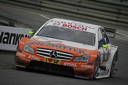 02.07..2011, Norisring, Nürnberg, GER, DTM 2011  5. Rennen,  im Bild: Ralf Schumacher (GER #06 Salzgitter AMG Mercedes)   // during the dtm race Nuernberg race 05, on 02/07/2011  EXPA Pictures © 2011, PhotoCredit: EXPA/ nph/   Theisen       ****** out of GER / CRO  / BEL ******