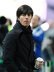 26.03.2011, Fritz-Walter Stadion, Kaiserslautern, GER, EURO 2012 Qualifikation, Deutschland (GER) vs Kasachstan, im Bild Joachim Loew (Deutschland Trainer), EXPA Pictures © 2011, PhotoCredit: EXPA/ nph/  Roth       ****** out of GER / SWE / CRO  / BEL ******