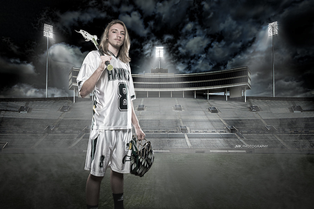 Montana Lacrosse Team Sports Photography by JMK Photography, Wayne Murphy Kalispell Montana