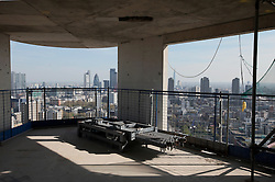 UK ENGLAND LONDON 20APR15 - View over the Penthouse suite on top of the Lexicon Building developed by Mount Anvil in London EC1.<br /> <br /> jre/Photo by Jiri Rezac<br /> <br /> © Jiri Rezac 2015