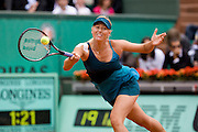 Paris, France. May 27th 2009. .Roland Garros - Tennis French Open. 1st Round..Russian player Maria Sharapova against Nadia Petrova..