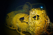 Sea Wrecks from Red Sea