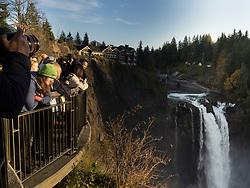 United States, Washington, Snooqualmie Falls