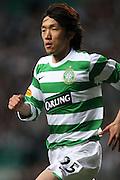 Shunsuke Nakamura of Glasgow Celtic